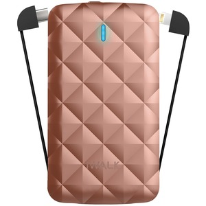 IWALK(R) DUO 2.0 Power Bank (Pink) UBO3000LC-006A