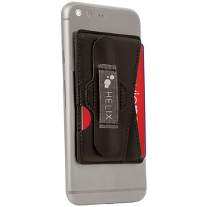 3-in-1 Phone Wallet (Black)