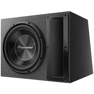 PIONEER(R) A-Series 12 inch. Preloaded & Amplified Subwoofer System TS-A300B