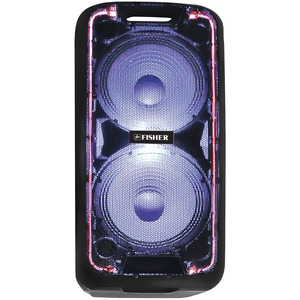 DOUBLE BASS 2,800-Watt Portable Dual-10