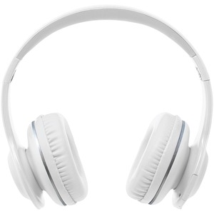 FISHER(R) LOUNGE SOUND Bluetooth(R) Over-Ear Headphones with Microphone (White) FBHP440W