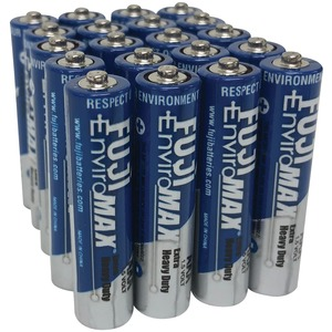 FUJI BATTERIES EnviroMax(TM) AAA Extra Heavy-Duty Batteries (20 pk) 3400BP20