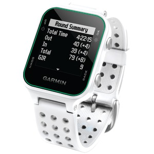 Approach(R) S20 GPS Golf Watch (White)