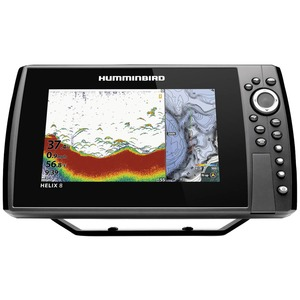 HUMMINBIRD(R) HELIX(R) 8 CHIRP GPS G3N with Bluetooth(R) & Ethernet 410810-1