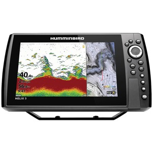 HUMMINBIRD(R) HELIX(R) 9 CHIRP GPS G3N Fishfinder with Bluetooth(R) & Ethernet 410840-1