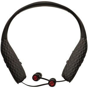AMPED(TM) HearBand(TM) with Bluetooth(R) & Microphones (Black)