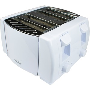 Cool Touch 4-Slice Toaster (White)