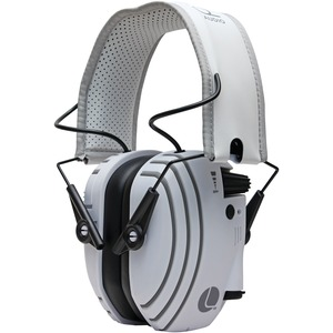 Hearing Headphones(TM) with Bluetooth(R) & Microphones (White/Gray)