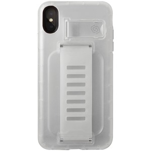 BOOST Kickstand Case for iPhone(R) XS Max (Clear)