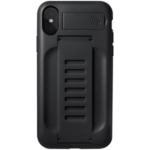 BOOST Kickstand Case for iPhone(R) X/XS (Charcoal)