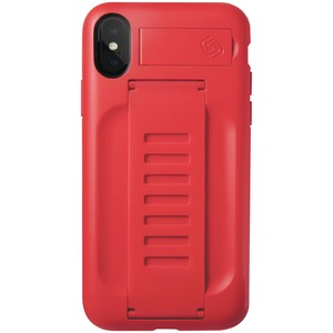 BOOST Kickstand Case for iPhone(R) X/XS (Ruby)