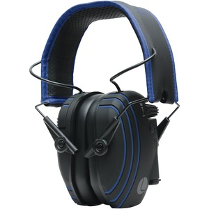 Hearing Headphones(TM) with Bluetooth(R) & Microphones (Black/Blue)