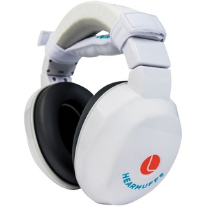 Infant HearMuffs(TM) with GrowBand(TM)