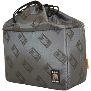 APE CASE(R) Cubeze(TM) Flexible Padded Storage Cube (Cubeze(TM) 35, Gray Exterior) ACQB35GY