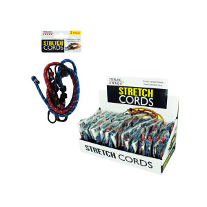 sterling Stretch Cords Counter Top Display - (Case pack of 30) MR093