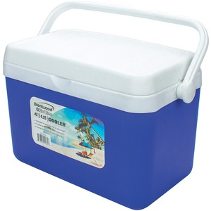 BRENTWOOD(R) APPLIANCES 4.2-Quart Kool Zone Cooler Box with Handle CB-400LS