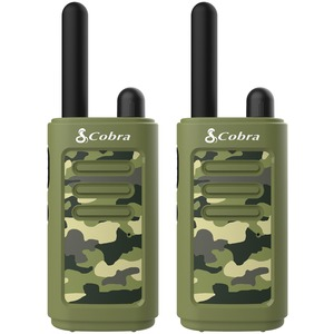 COBRA(R) HE150G 16-Mile 2-Way Radios (Green) HE150G