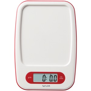 TAYLOR(R) PRECISION PRODUCTS Multipurpose Digital Kitchen Scale 3856RD