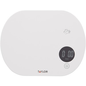 TAYLOR(R) PRECISION PRODUCTS Touchless Tare Scale 3838