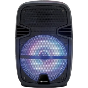 SUPERSONIC(R) 12-Inch Portable Bluetooth(R) DJ Speaker IQ-7112DJBT