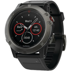 GARMIN(R) fenix(R) 5X 51mm Multisport GPS Watch Sapphire Edition with Maps 010-01733-00