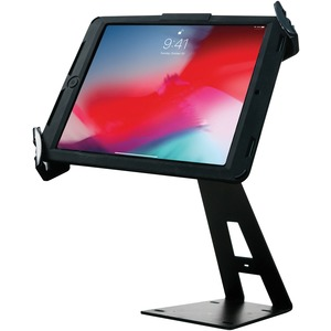 CTA DIGITAL(TM) Angle-Adjustable Locking Desktop Stand for 7-Inch to 14-Inch Tablets PAD-AALDS