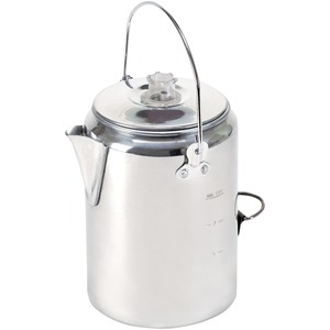 STANSPORT(TM) 9-Cup Aluminum Percolator Coffee Pot 277