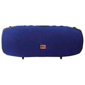 QFX(R) Portable Rechargeable Bluetooth(R) Speaker (Blue) BT-220 BLUE