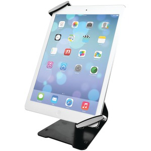 CTA DIGITAL(TM) Universal Tablet Antitheft Security Grip with Stand PAD-UATGS