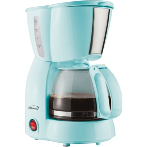 BRENTWOOD(R) APPLIANCES 4-Cup Coffee Maker TS-213BL