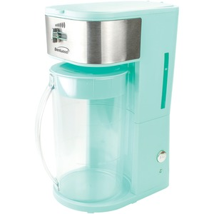BRENTWOOD(R) APPLIANCES Iced Tea and Coffee Maker (Blue) KT-2150BL