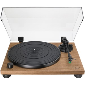 AUDIO-TECHNICA(R) AT-LPW40WN Fully Manual Belt-Drive Turntable AT-LPW40WN