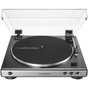 AUDIO-TECHNICA(R) Fully Automatic Belt-Drive Turntable AT-LP60X-GM