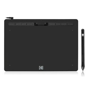 KODAK(R) CyberTablet(R) Graphic Drawing Tablet with Stylus (F12, 12 Inches x 7 Inches) CYBERTABLET F12