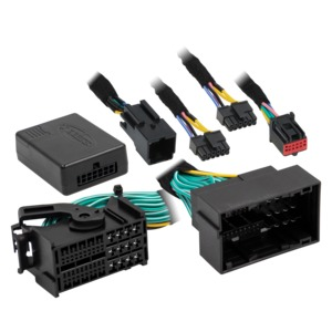 Stop/Start Override Interface for Chrysler(R) 2015 and Up