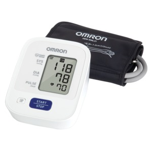 OMRON(R) 3 Series(R) Upper Arm Blood Pressure Monitor BP7100