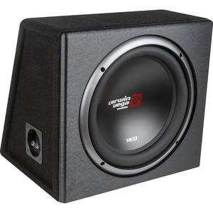 CERWIN-VEGA(R) MOBILE XED Series XE10SV Single 10-Inch Subwoofer in Loaded Enclosure XE10SV