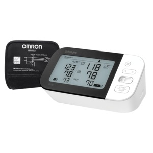 OMRON(R) 7 Series(R) Wireless Upper Arm Blood Pressure Monitor BP7350