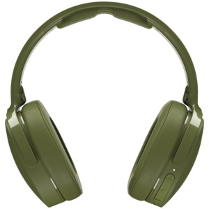 SKULLCANDY(R) Hesh(R) 3 Bluetooth(R) Over-the-Ear Headphones with Microphone (Moss/Olive) S6HTW-M687