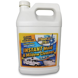 MIRACLEMIST(R) Instant Mold and Mildew Cleaner for RVs and Boats (1 Gallon) MMRV-1