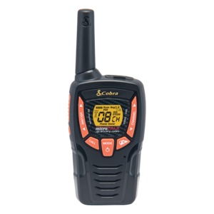 COBRA(R) 23-Mile Walkie Talkies 2 Pack CXT385