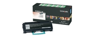 LEXMARK - BPD SUPPLIES EXTRA HI-YIELD RETURN PROG CART E460X11A