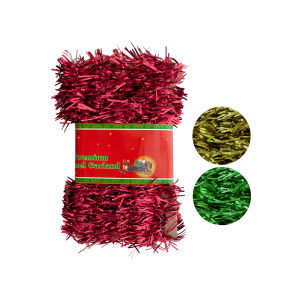 bulk buys Christmas Tinsel Garland - (Case pack of 18) SA397