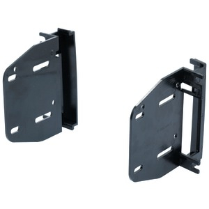 BEST KITS In-Dash Installation Kit (Chrysler(R)-Dodge(R)-Jeep(R) 2007 - 2013 Double-DIN Brackets) BKCDK642