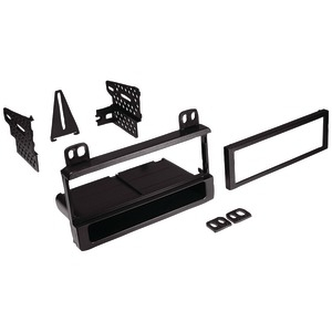 BEST KITS In-Dash Installation Kit (Ford(R) Focus 2000 - 2004-Mercury(R) Cougar 1999 - 2000 with Pocket Single-DIN) BKFMK550