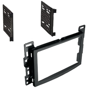 BEST KITS In-Dash Installation Kit (Chevrolet(R)-Pontiac(R) (Malibu Malibu MAXX G6 HHR Cobalt) 2004 - 2012 Double-DIN) BKGMK352