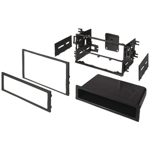 BEST KITS In-Dash Installation Kit (Honda(R)-Acura(R) 1986 & Up Double-DIN-Single-DIN with Pocket) BKHONK830