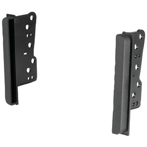 BEST KITS In-Dash Installation Kit (for Toyota(R) 2000 & Up Double-ISO-DIN Brackets) BKTTR992