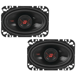 CERWIN-VEGA HED 2-Way Coaxial Speakers (4 H446