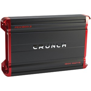 CRUNCH POWERZONE 2-Channel Class AB Amp (1800 Watts) PZX1800.2